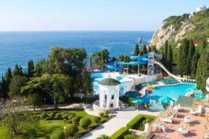 Выбрать отель для отыдха в Крыму