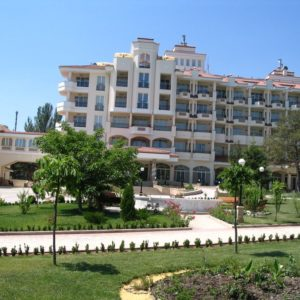 Отель «Алые паруса», Феодосия