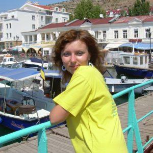 Назарова Алёна