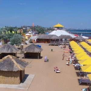 Пляж Beach club 117
