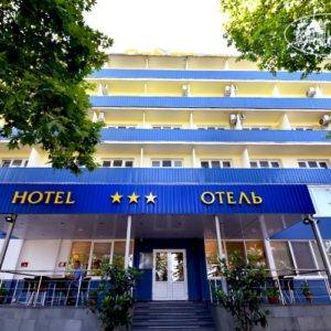 Отель «Атлантика»***, Севастополь (бывший отель «Оптима»)