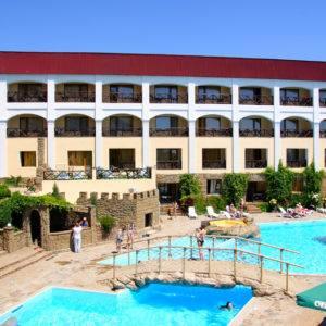Отель «Бастион», Судак