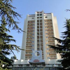 Гостиница «Алушта», Алушта