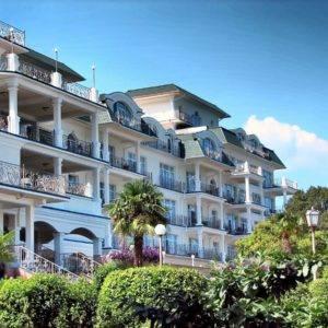 Курортный отель «Palmira Palace», Ялта