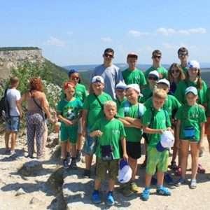 Детский спортивный лагерь «Горы-Море» Крым