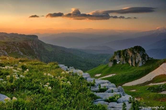 Тур с выездом из Крыма «Адыгея: горы удовольствий!»