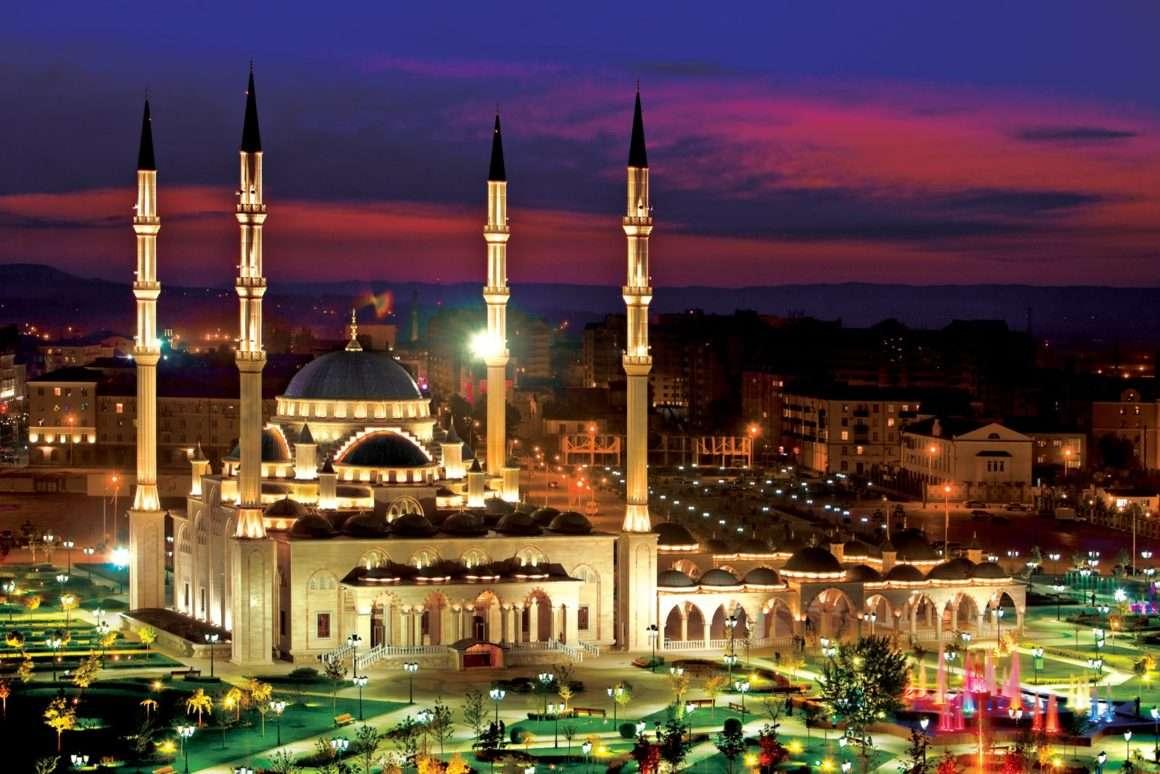 Тур с выездом из Крыма «Три столицы Кавказа: Нальчик, Грозный, Владикавказ»