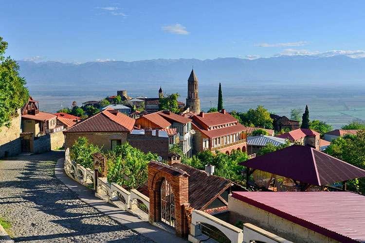 Тур с выездом из Крыма «Грузия — земля, дарованная Богом»