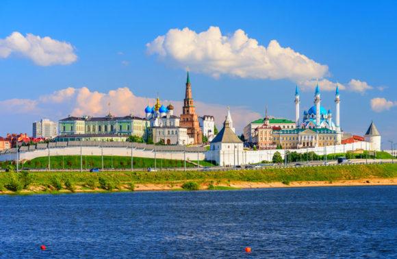 Экскурсионный тур «Здравствуй, Казань!»