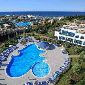 Курортный комплекс «Aquamarine Resort&SPA», г. Севастополь