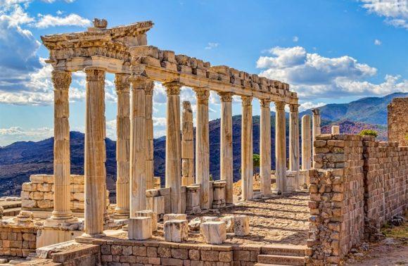 Экскурсионный тур «Античное ожерелье Турции», Стамбул – Троя – Пергам – Эфес – Памуккале – Каппадокия – Анкара – Стамбул
