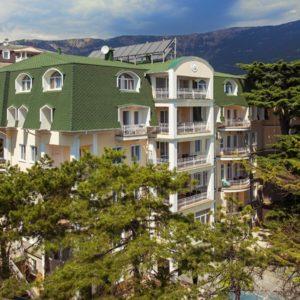 Отель «Империал 2011» , Ялта