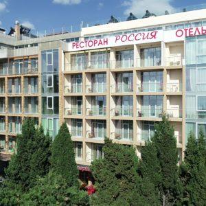 Отель «Россия», г. Алушта