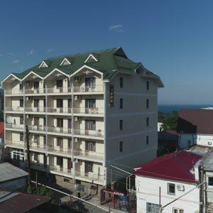 Отель «Крым», Алушта