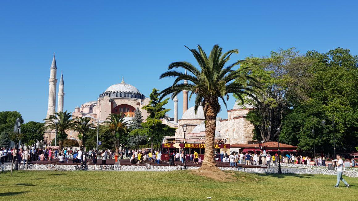 Тур для друзей «На чашечку кофе в Стамбул»